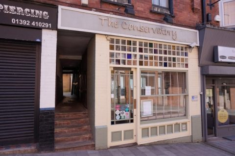 PRICE REDUCTION: The Conservatory Restaurant, Exeter
