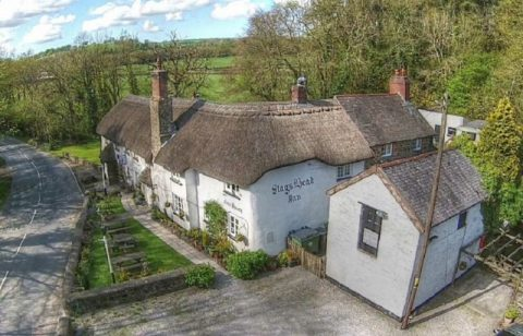 FOR SALE: The Stags Head Inn, Filleigh, Devon