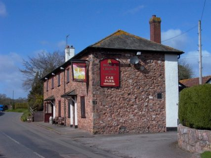 SOLD: The Rose & Crown, Calverleigh, Nr Tiverton, Devon