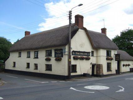 PRICE REDUCTION: The New Inn, Sampford Courtenay, Devon