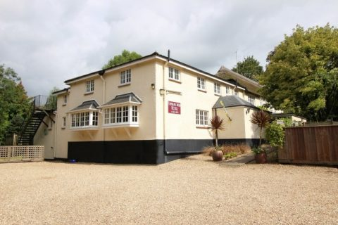 FOR SALE: The Tumbling Weir Hotel, Ottery St Mary, Devon