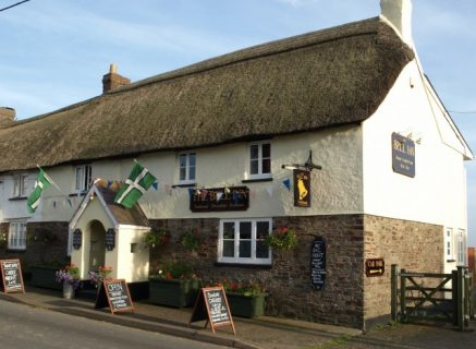 SOLD: The Bell Inn, Monkleigh, Nr Bideford, Devon