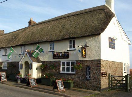 SOLD: The Bell Inn, Monkleigh, Nr Bideford, Devon
