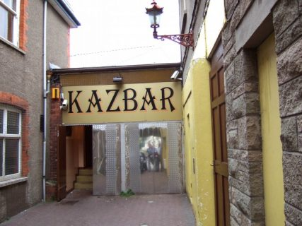 Kazbar, Bude SOLD