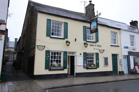 FOR SALE: The Ring O' Bells, Chagford, Devon