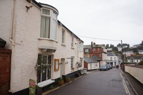 FOR SALE: A Slice of Lyme, Budleigh Salterton, Devon