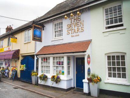 FOR SALE: The Seven Stars, Kennford, Devon