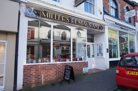 PRICE REDUCTION: Millers Restaurant, Exmouth, Devon