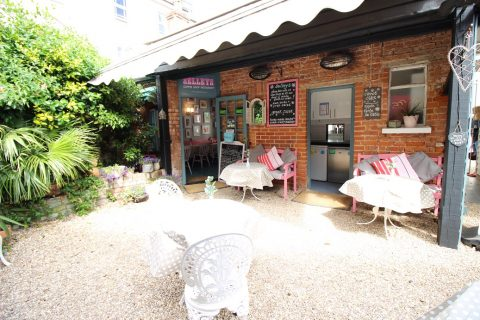 NEW INSTRUCTION: Selleys Coffee House, Sidmouth, Devon