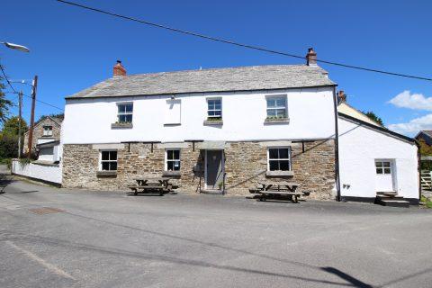 NEW LISTING: The St Tudy Inn, St Tudy, North Cornwall