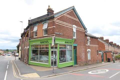 FOR SALE: Martin's, Exeter, Devon