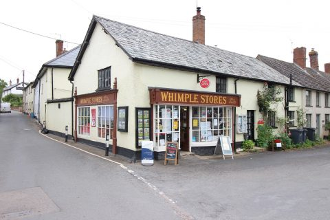 PRICE REDUCTION: Whimple Stores, Whimple, Devon
