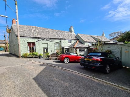 FOR SALE: The King William IV, Madron, Penzance, Cornwall