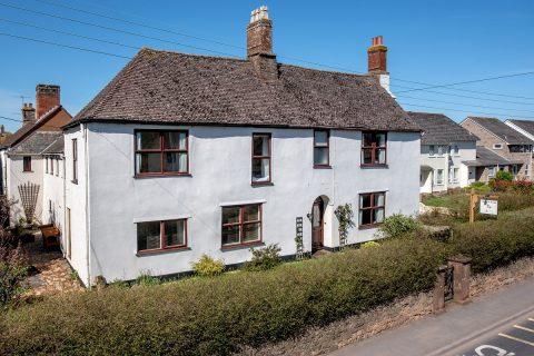 NEW LISTING: Fairfield House, Williton, Somerset