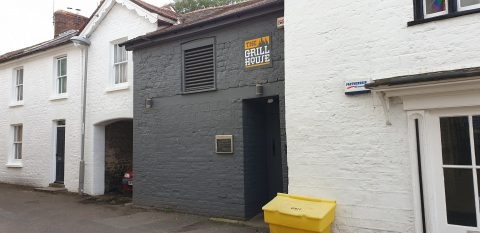 SOLD: The Grill House Restaurant, South Street, Gillingham, Dorest