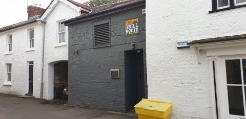 SOLD: The Grill House Restaurant, South Street, Gillingham, Dorset