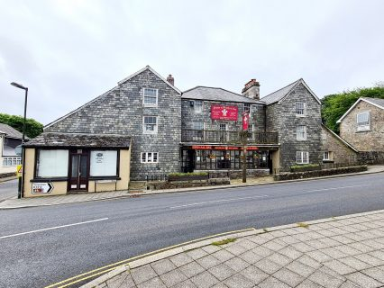 FOR SALE: The Plume of Feathers, Princetown, Dartmoor, Devon